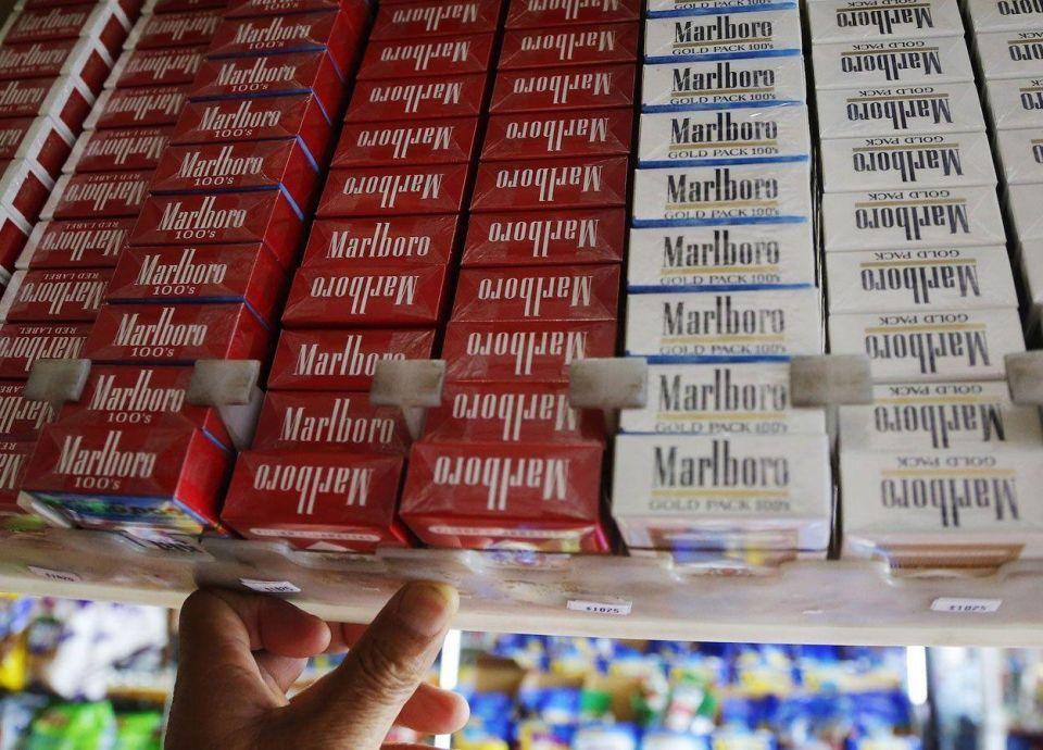 أكبر شركة تبغ بالعالم تسدد 100 مليون دولار للشرقية للدخان المصرية