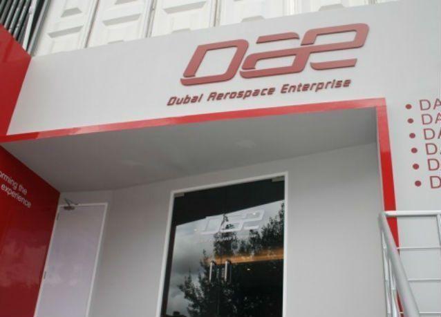 """""""دبي لصناعات الطيران"""" تسلم 10 طائرات لستة عملاء"""