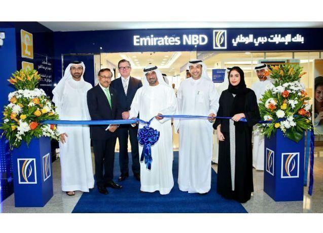 افتتاح فرع جديد لبنك الإمارات دبي الوطني صديقا لأصحاب الهمم