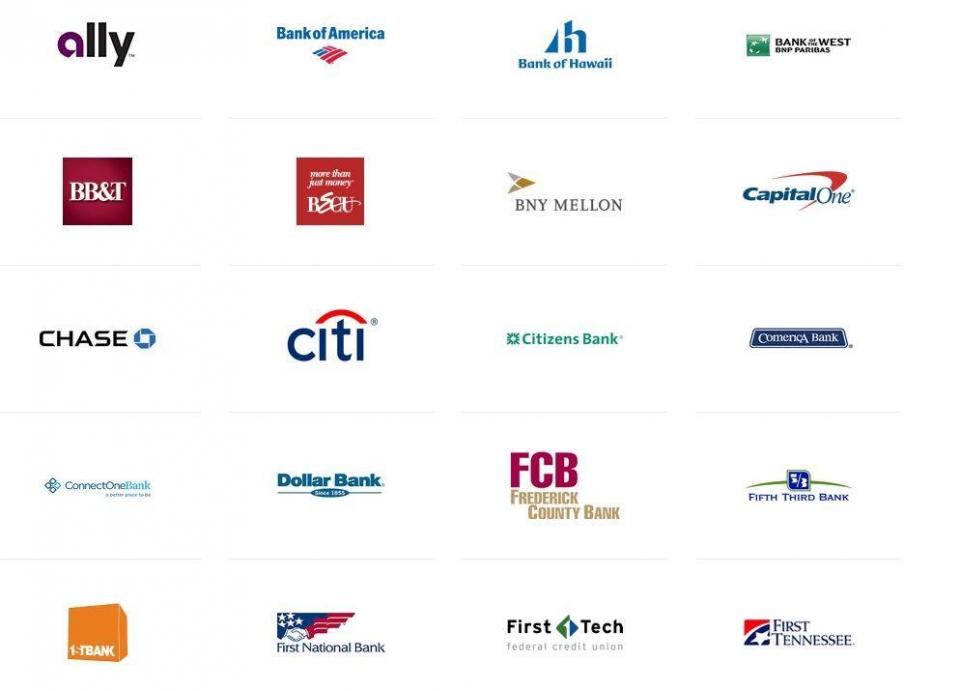 30 بنك أمريكي تتيح خدمة التحويل الفوري للنقود بين زبائنها