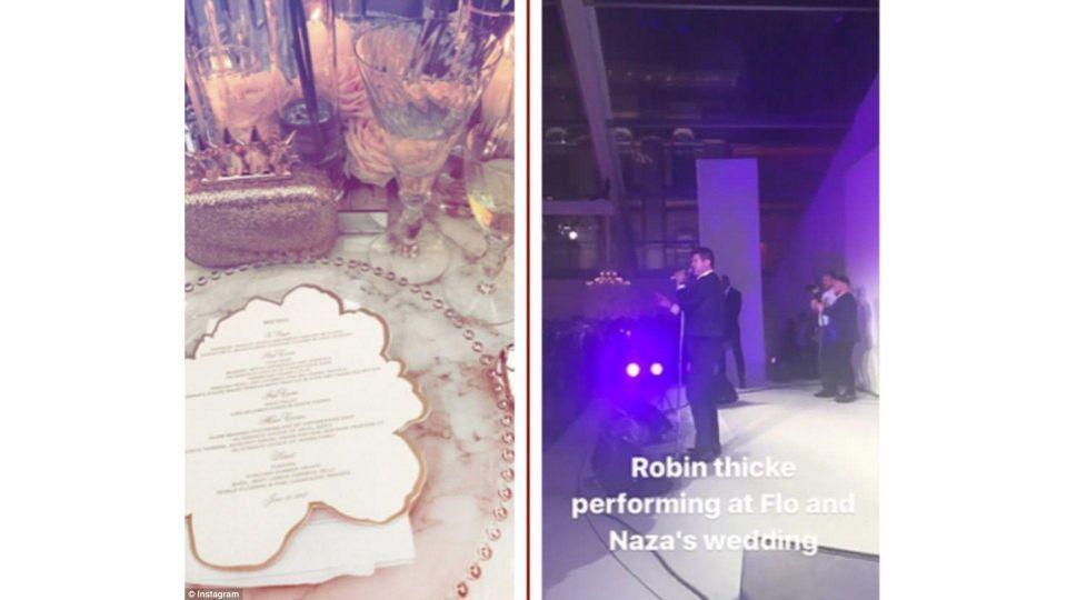 بالصور : حفل زفاف أسطوري لنجل أغنى امرأة سمراء في العالم