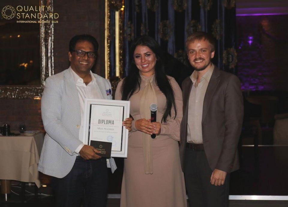 افتتاح فرع نادي أعمال الجودة في دبي