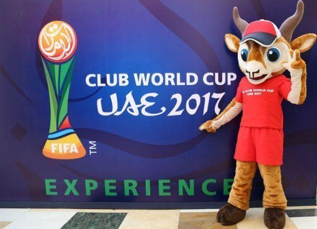 """""""ظبي"""" التميمة الرسمية لكأس العالم للأندية """"الإمارات 2017"""""""