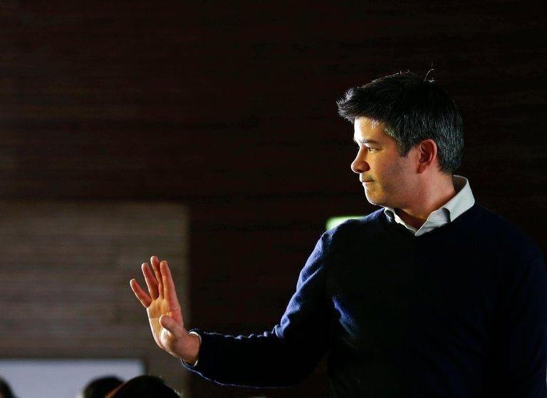 استقالة مؤسس شركة أوبر ورئيسها التنفيذي بعد هزات تعصف بالشركة