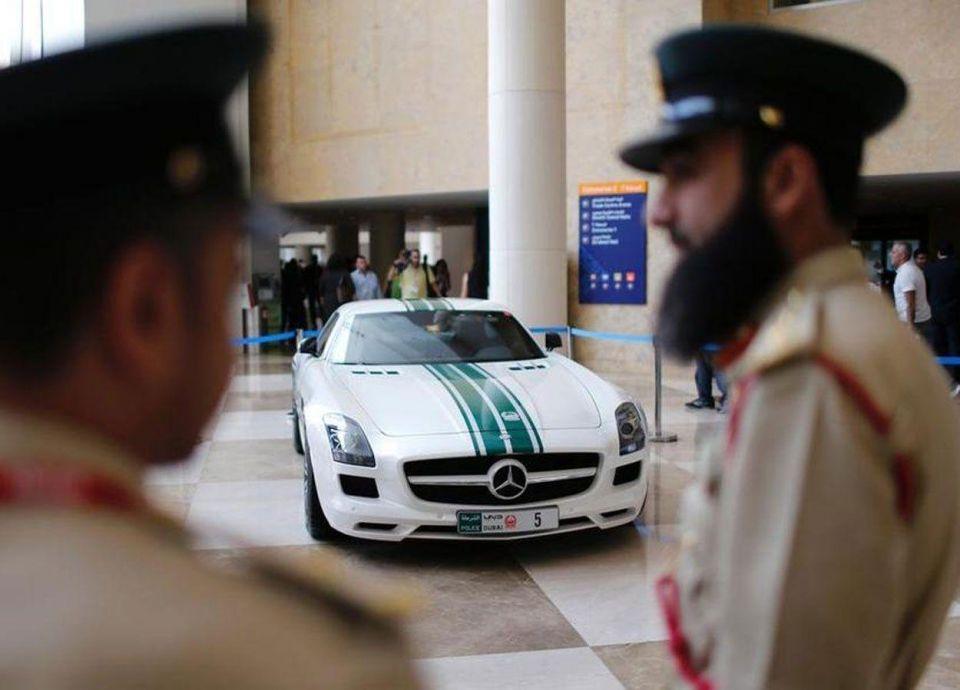شرطة دبي تستحدث حقيبة ذكية ضد السرقة
