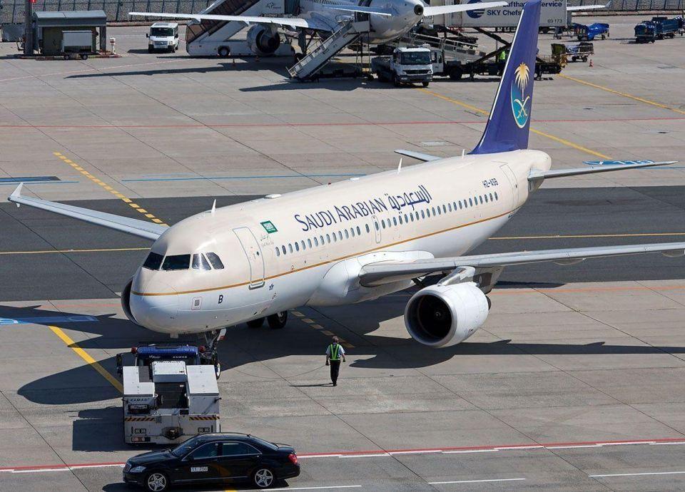 الخطوط السعودية تنفي هبوط طائرة لها في مطار إسرائيلي