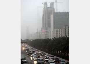 8 ملايين رحلة يوميا تخنق الرياض