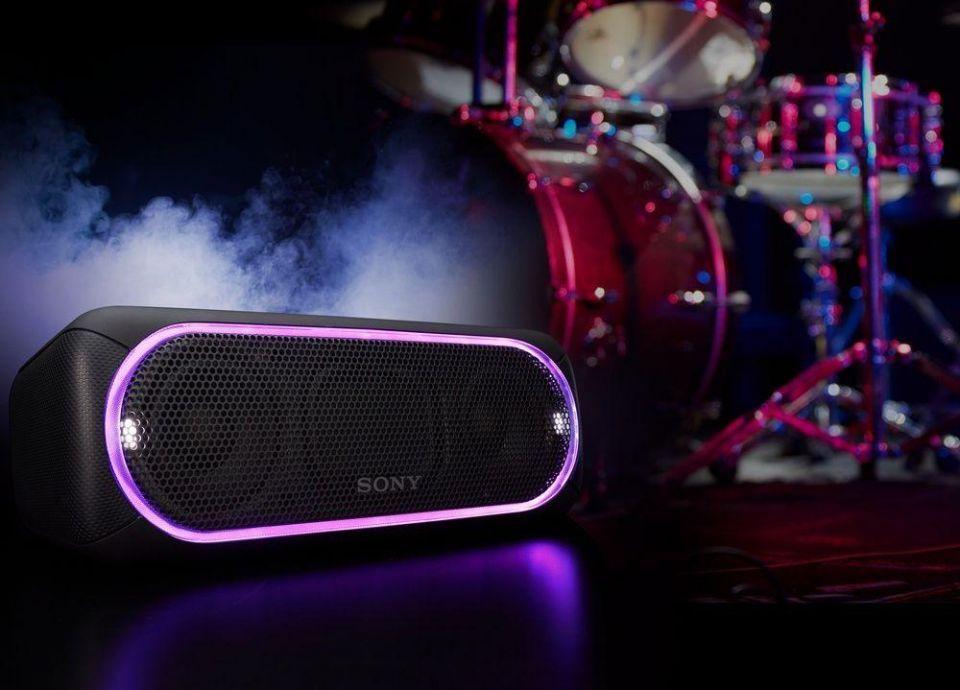 جديد التقنية: سوني توسع مجموعة مكبرات صوت لاسلكية في الإمارات