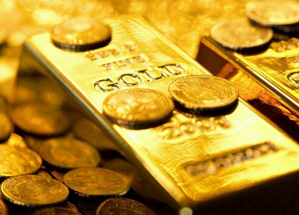 الذهب يتجه لأول خسارة شهرية في 2017