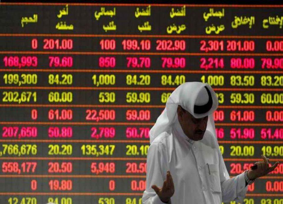 ارتفاع معظم بورصات الخليج وقطر تتراجع تحت ضغط أزدان