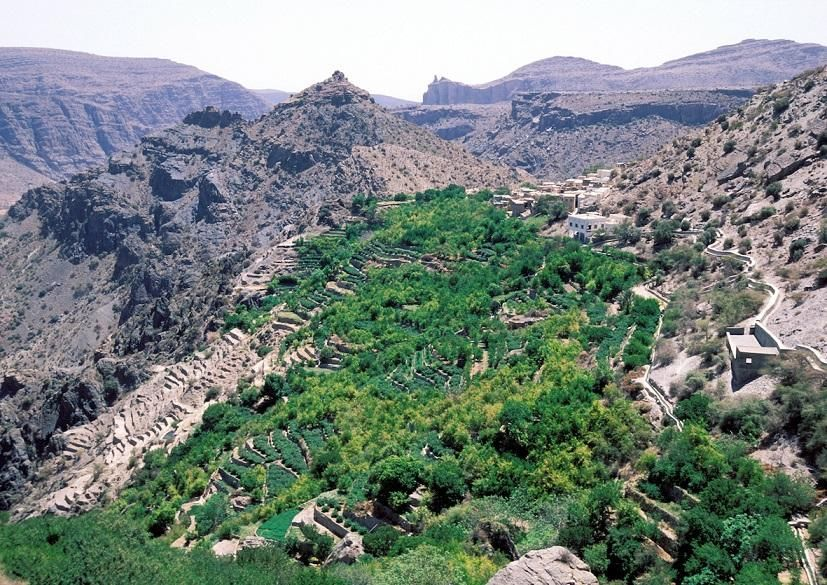 سياحة المغامرات في سلطنة عُمان تستقطب أنظار السياح