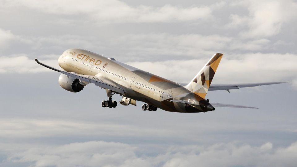 الاتحاد للطيران تعزز رحلاتها إلى مصر ونيجيريا