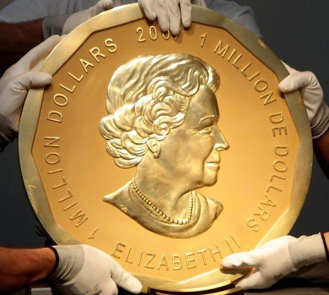 اعتقال شبان عرب بتهمة سرقة عملة ذهبية عملاقة من متحف في برلين