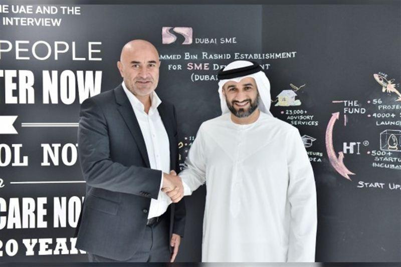 """مؤسسة محمد بن راشد لتنمية المشاريع توقع اتفاقية مع """"سوق دوت كوم"""""""