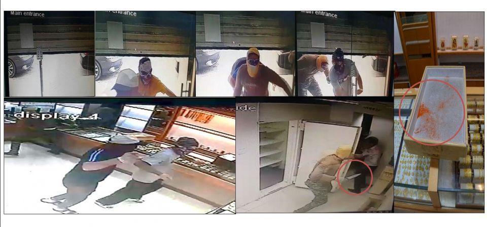 دبي: القبض على عصابة سرقت مجوهرات بثلاثة ملايين درهم