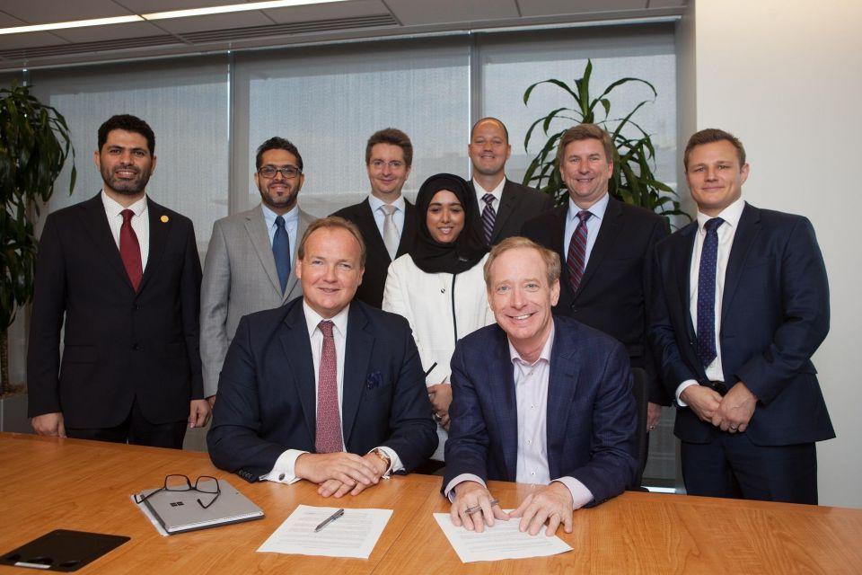 مركز دبي المالي ومايكروسوفت تؤسسان للمحاكم التجارية المستقبلية