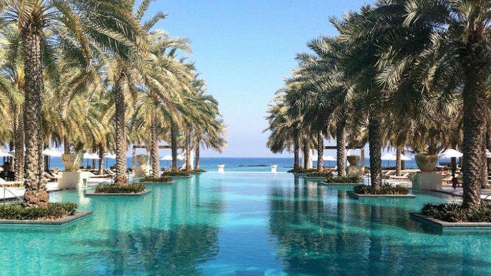 شاهد بالصور : أفخم الفنادق في الشرق الأوسط