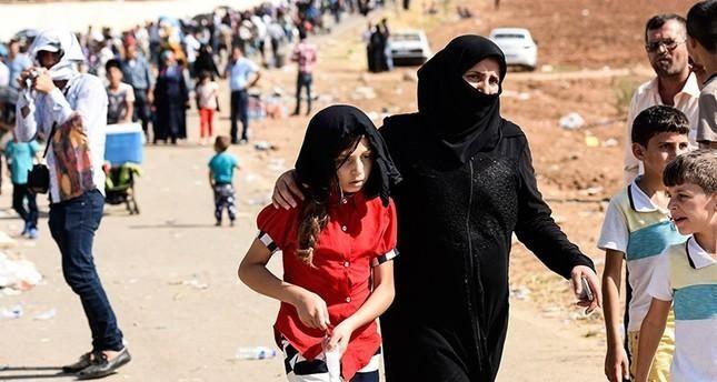 آلاف السوريون يعودون إلى بلادهم للاحتفال بعيد الأضحى