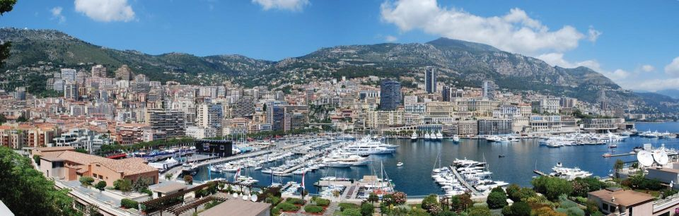 بالصور : موناكو، اقتصاد القرية الدولة
