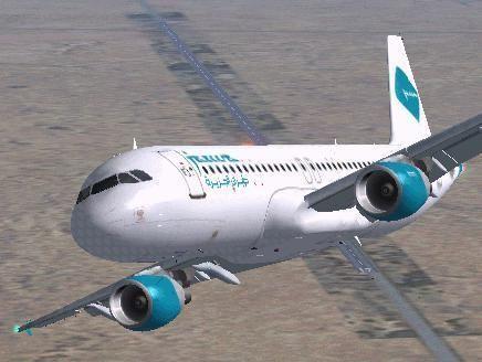 التحقيق باصطدام طائرة تابعة لطيران الجزيرة بمنطاد في الكويت