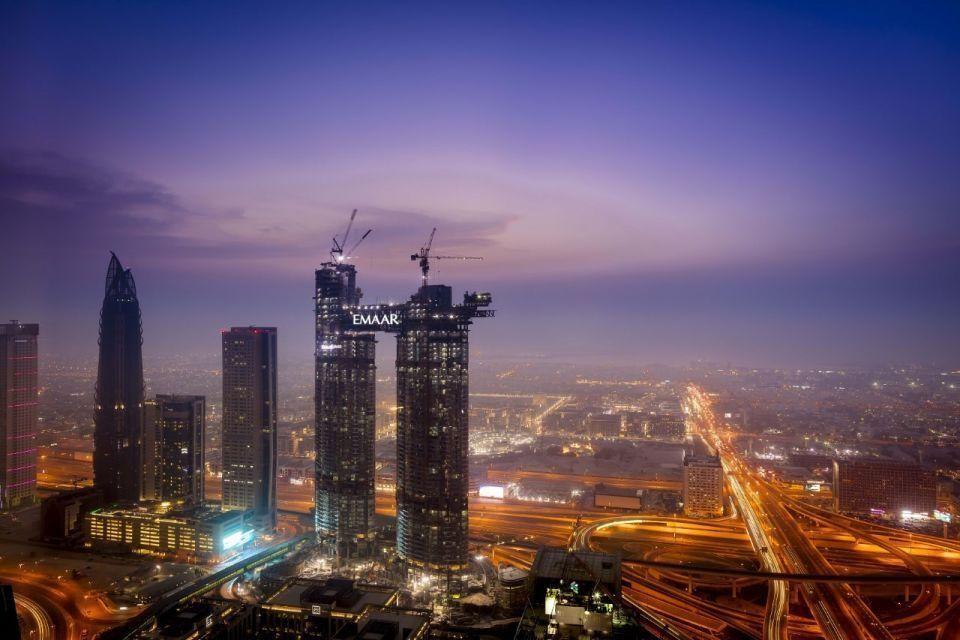 إعمار تطلق وجهة سياحية جديدة وسط دبي لعشاق المغامرات