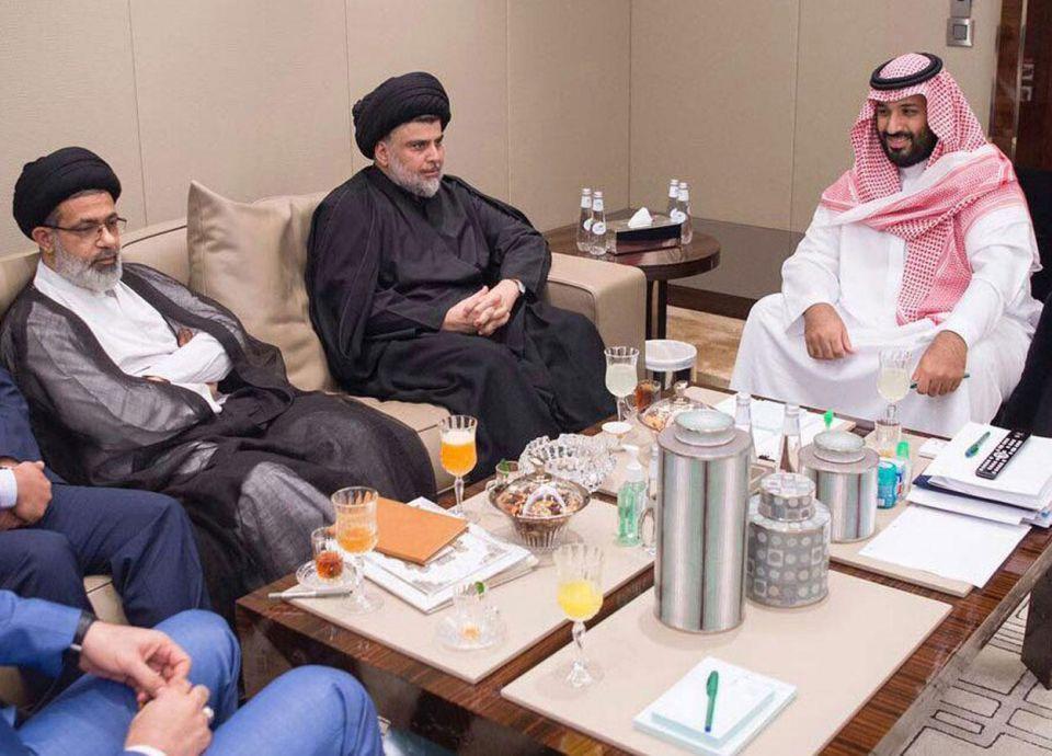 العراق تفضل رجل الأعمال السعوديين لإعادة الإعمار