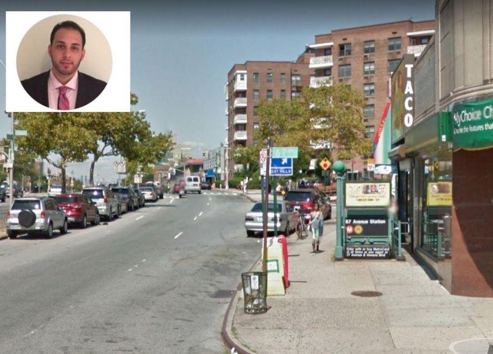 ضرب وحشي لامرأتين يهوديتين اعتقد مخمور أنهما مسلمتان في نيويورك