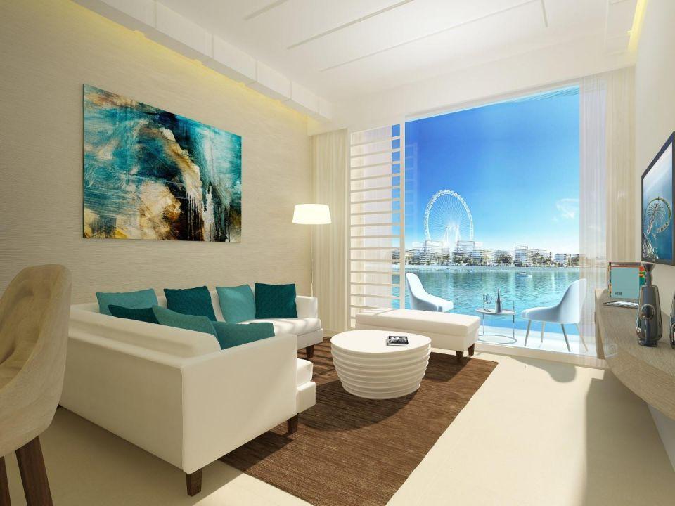 انطلاق أعمال بناء مشروع سيفن ريزدنسيز النخلة في دبي