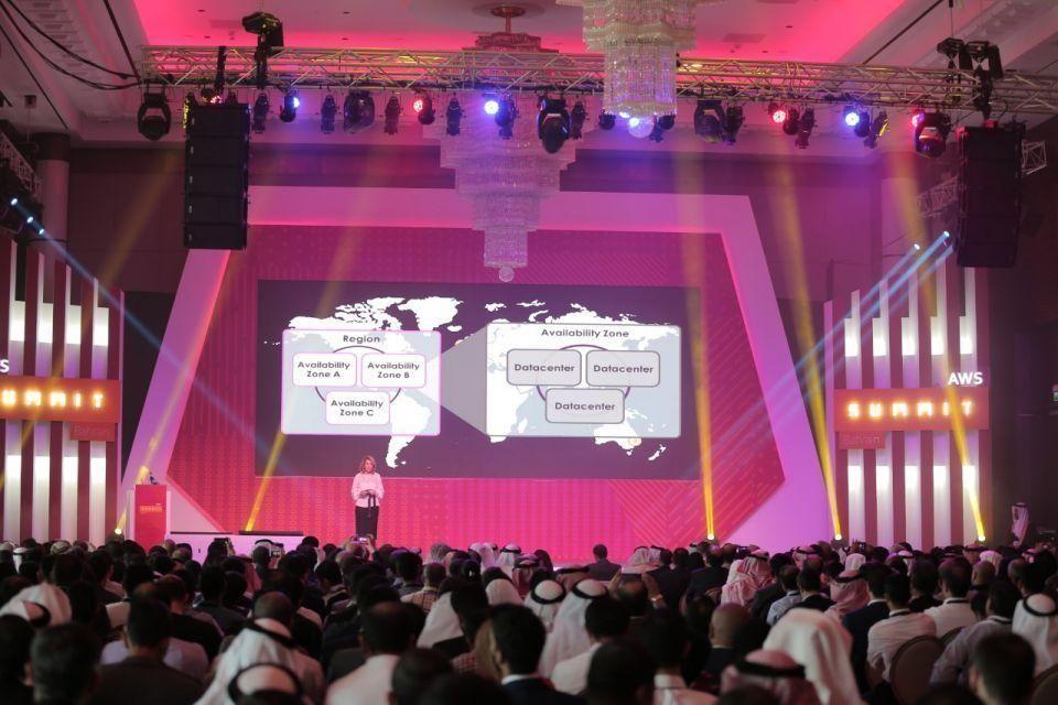 أمازون تنشئ في البحرين أول منطقة إنترنت سحابي في الشرق الأوسط