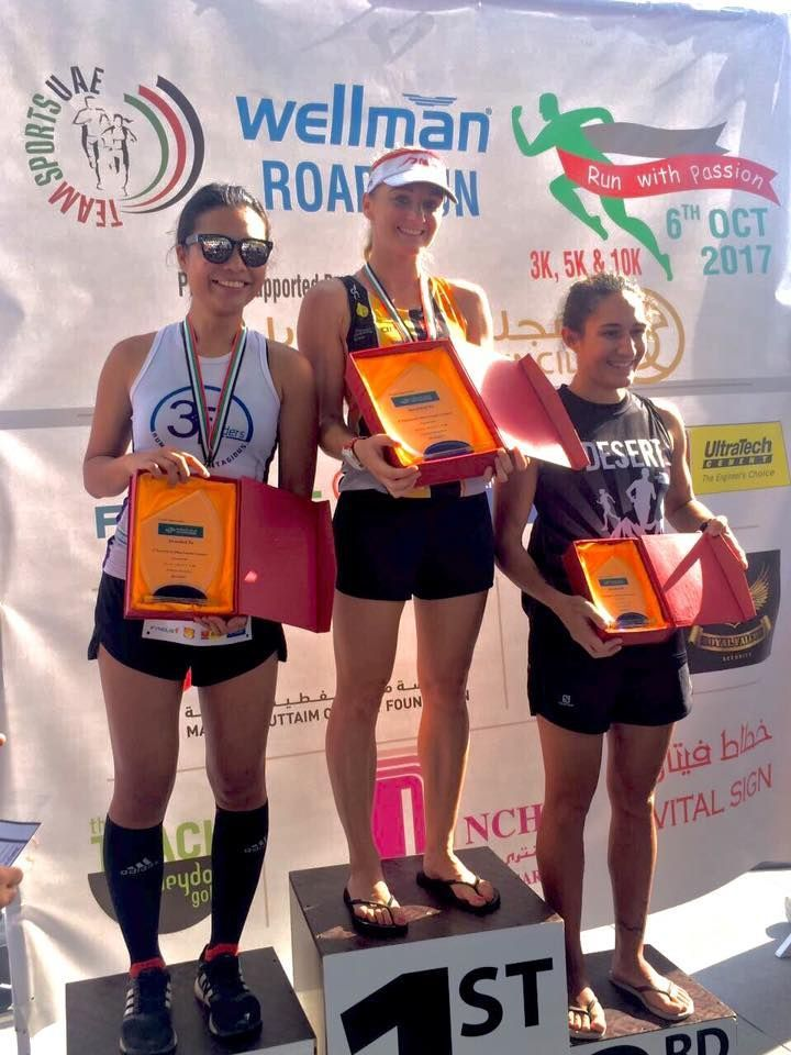 اكثر من 700 مشارك في سباق ولمان في دبي