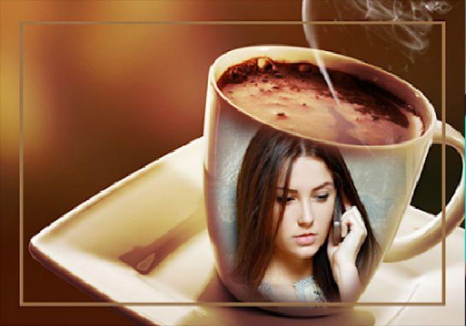 قريبا… تغيير قنوات التلفزيون عن طريق تحريك فنجان القهوة