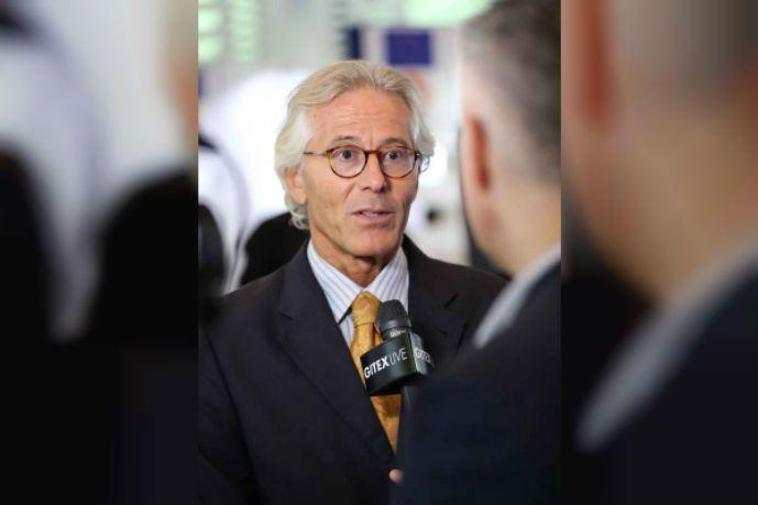 الاتحاد الأوروبي يدشن مشاركته الرسمية الأولى في معرض جيتكس