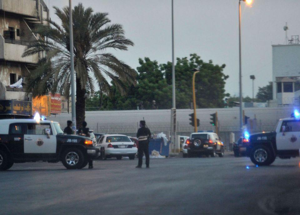 مقتل جنديين سعوديين في هجوم أمام قصر السلام بجدة