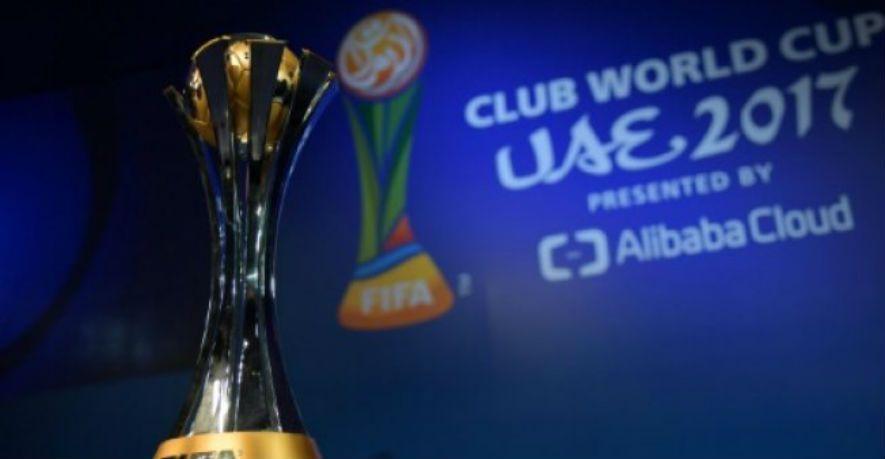 سحب قرعة كأس العالم للأندية 2017 في أبوظبي