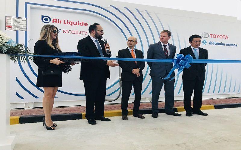 الإمارات: افتتاح أول محطة هيدروجين لمركبات خلايا الوقود الكهربائية