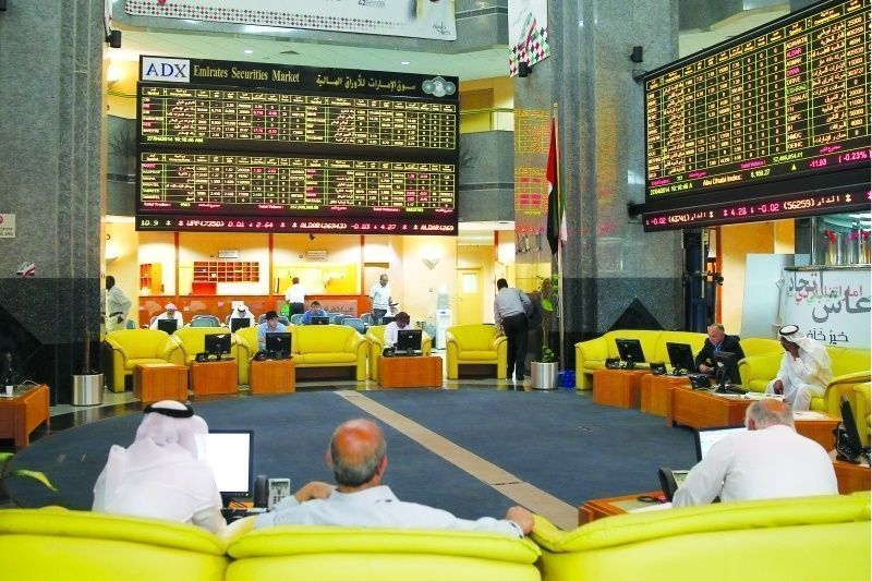 تباين الأسواق الخليجية والبورصة السعودية تصعد بدعم من التأمين
