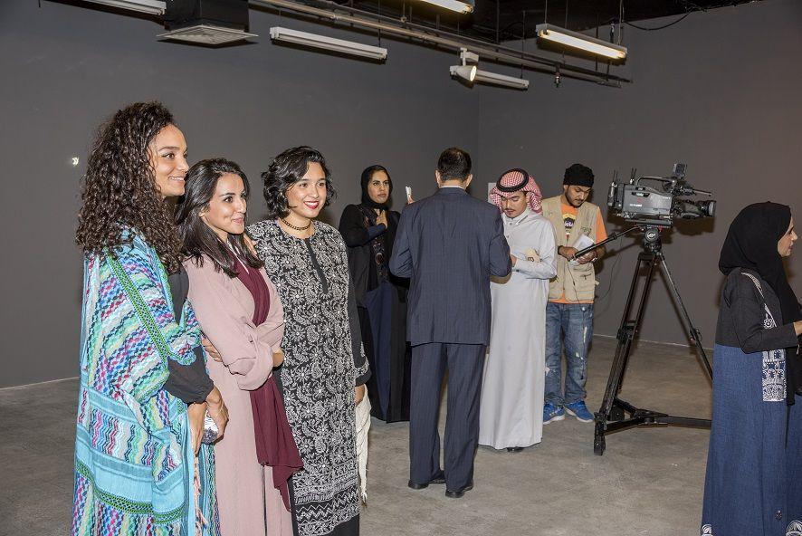 معرض فني لـ 6 نساء سعوديات في جدة