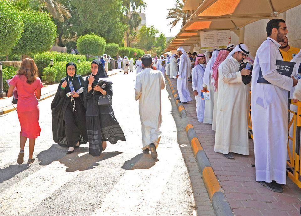 مخاوف من استقالات جماعية لأساتذة جامعيين وافدين بالكويت جراء الضرائب