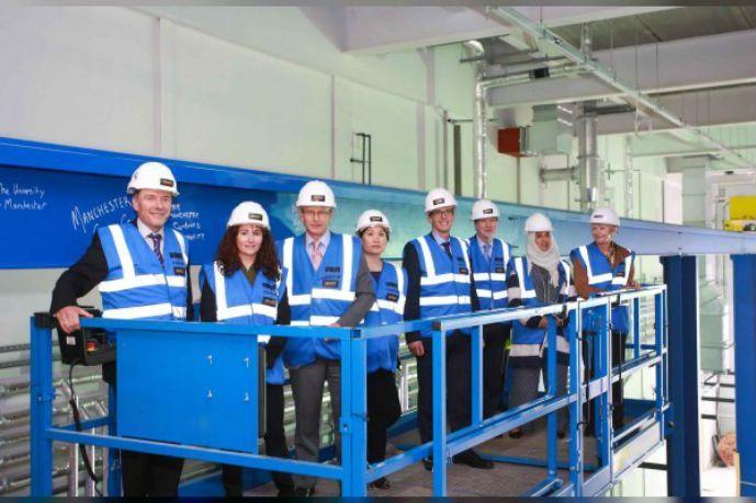 مصدر أبوظبي تؤسس مركزا لبحوث المواد المتقدمة في المملكة المتحدة