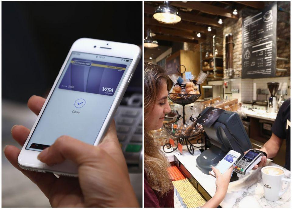 أبل تطلق خدمة الدفع الرقمي أبل باي في الإمارات