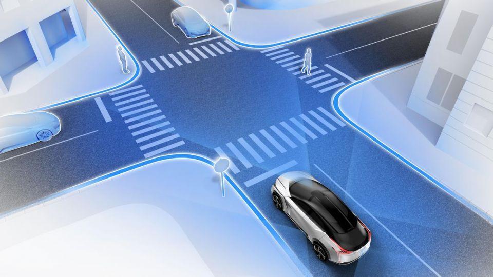 تعرف على السيارة IMx الخالية من الانبعاثات