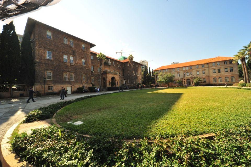 الجامعة الأميركية في بيروت (AUB) الأولى على 1000 جامعة عربية