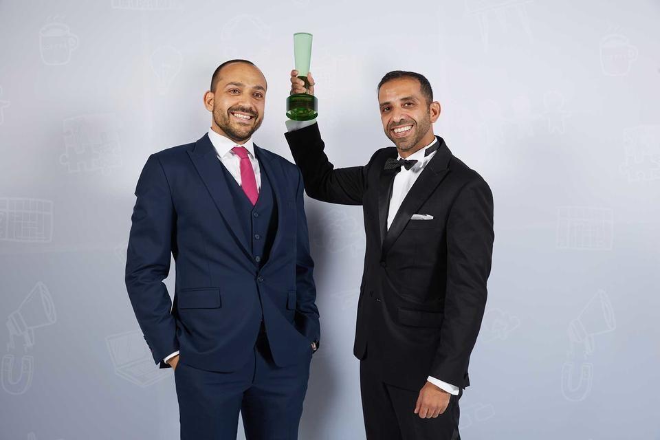 الفائزون بجوائز مجلة أريبيان بزنس ستارت-أب