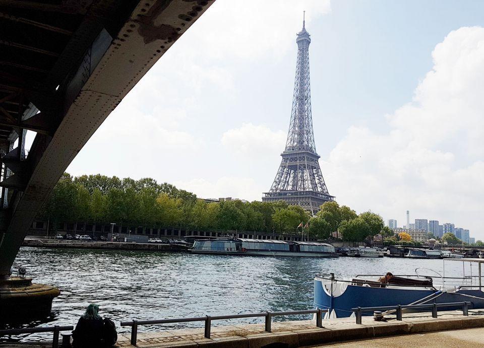 رحلات المراكب الباريسية في نهر السين