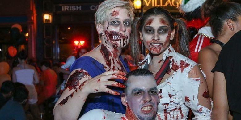 عالم التنكّر والرعب في القرية الإرلندية