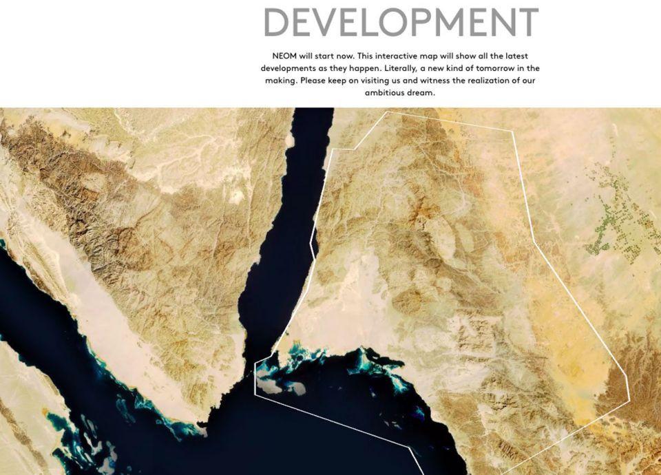 السعودية ترسي عقودا لبناء قصور بمنطقة نيوم الاقتصادية
