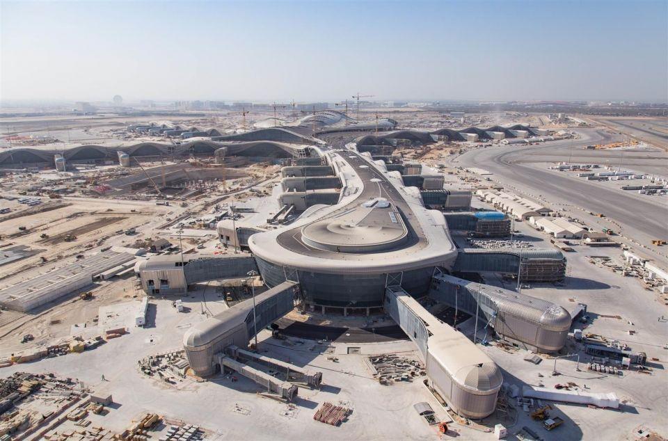 افتتاح المبنى الجديد بمطار أبوظبي في الربع الأخير من 2019