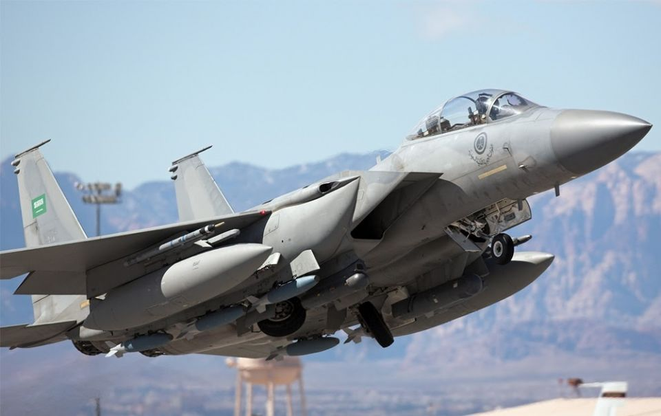 رئيس بوينغ: نصنع أجنحة طائرات F16 في السعودية