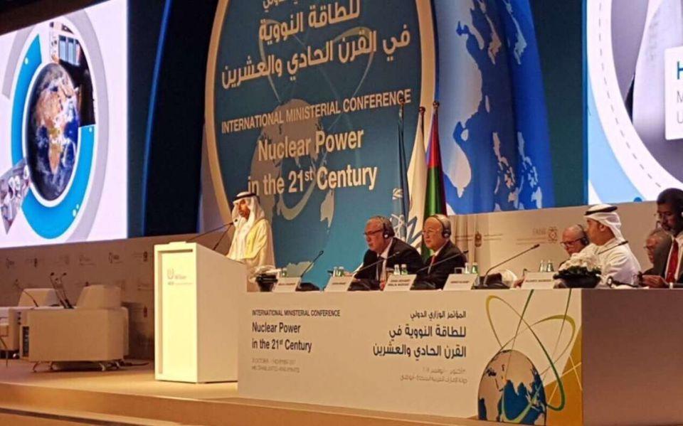 الإمارات: 96% نسبة الإنجاز في المحطة النووية السلمية