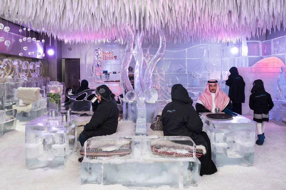 أكثر المطاعم و المقاهي غرابةً في دبي